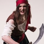 Murder Mystery events company Scotland theme Pirates Thumb