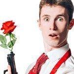 Valentine's day murder mystery event