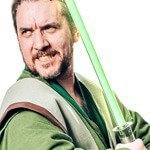 Jedi Star Wars murder mystery actor