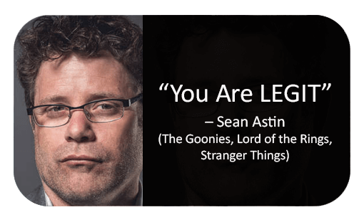 Sean Astin of Lord of the Rings Reviews Murder Mystery company